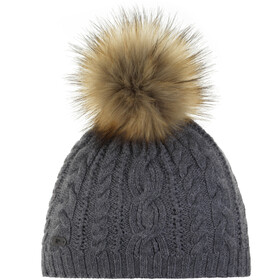 Eisbär Lou Lux Gorra Mujer, anthracite